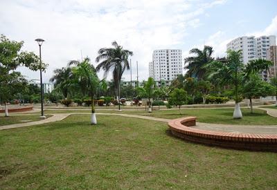 Parque de las cigarras